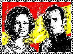 Spanish royal portrait