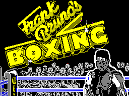 Frank Bruno's Boxing