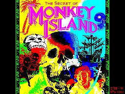 Monkey Island (new version)