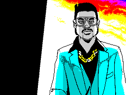 ZX Grand Theft Auto Vice City - Lance