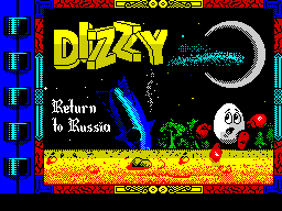 Dizzy Y - Return to Russia