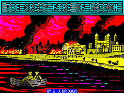 Great Fire of London, The