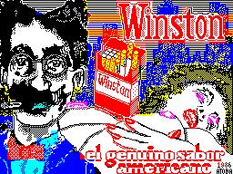 Winston. El genuino sabor americano