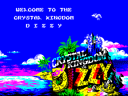 Crystal Kingdom Dizzy Menu
