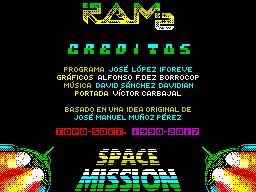 RAM2 Creditos