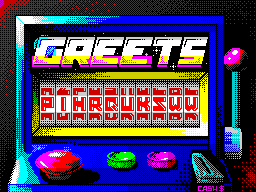 Devotion - greets machine