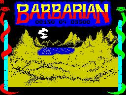 barbarian+ 128k (screen 1)