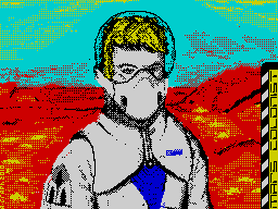 Mars Colonist