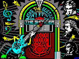 Mike, the Guitar - The Shooter