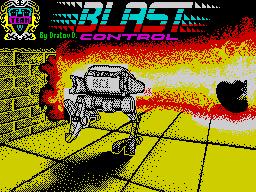 Blast Control title
