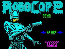 RoboCop 2 Demo