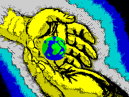 save the world from people