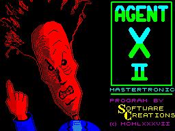 Agent X II