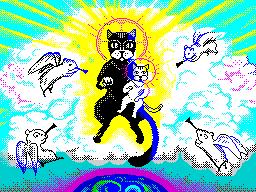 Holy Cat Mother (Святая Котоматерь)
