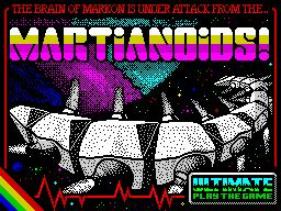 Martianoids