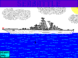 Sea Battle (for Basic game)