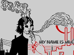 My name is mud