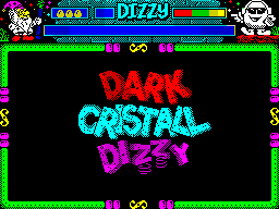 Dark Cristall Dizzy