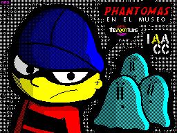 Phantomas-en-el-museo