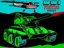 WWI Fighting Heroes