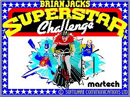 Brian Jacks Superstar Challenge