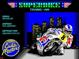 Super Bike TransAm