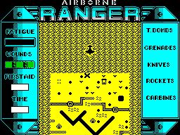 Airborne ranger (in-game 2)