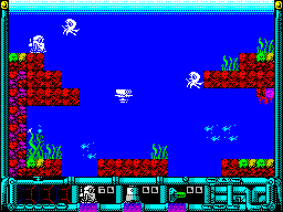 Aquanoids Videogame - In-game 02