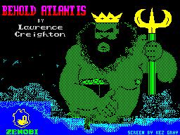 Behold Atlantis