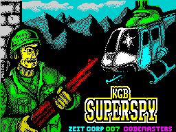 KGB Superspy