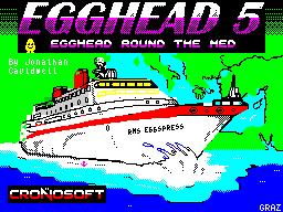 Egghead 5: Egghead Round the Med