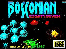 Bosconian '87