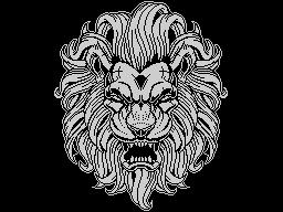 Totem: lion