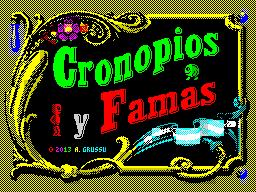 Cronopios Y Famas