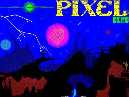 Pixel Megademo Intro One