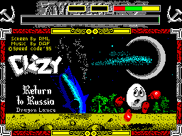 Dizzy Y Return to Russia