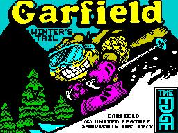 Garfield - Winter's Tail