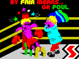 By Fair Means...or Foul
