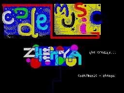 Zeroinfo code music zhenya
