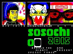 Sosochi 2016 Intro Sequence