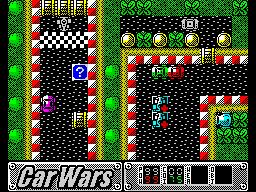 Car Wars - ingame