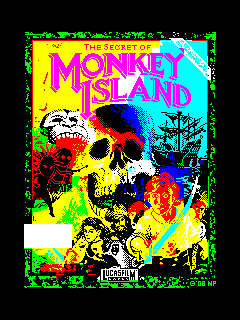 The Secret of Monkey Island (The Secret of Monkey Island)