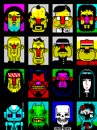 ZX Faces