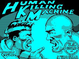 HumanKillingMachine