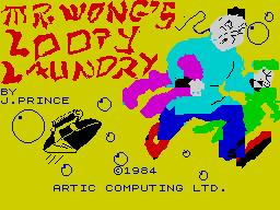 Mr.WongsLoopyLaundry