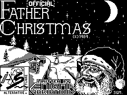 OfficialFatherChristmasGameThe