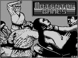 OrientalGames
