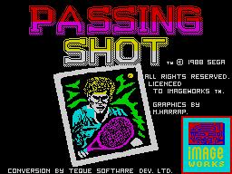 PassingShot