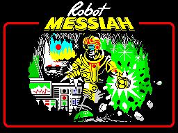 RobotMessiah