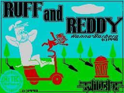 RuffAndReddyInTheSpaceAdventure